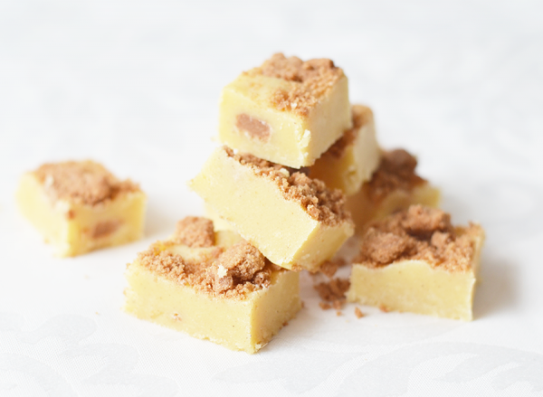 Speculaas fudge recept